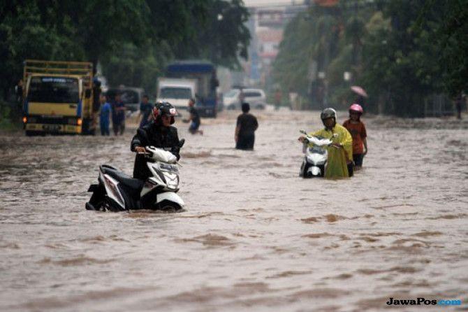 Prabowo: Sepekan ke Depan, Daerah-daerah Ini Bakal Diguyur Hujan Lebat