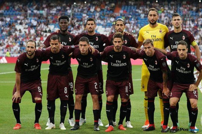 Serie A 2018-2019, Liga Italia, AC Milan, SPAL