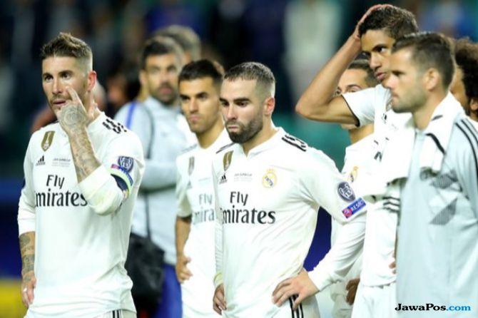 La Liga 2018-2019, Liga Spanyol, Real Madrid, Deportivo Alaves