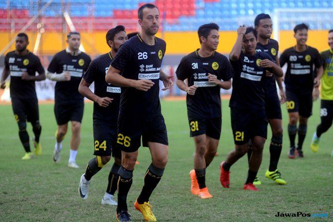 Arema FC, Sriwijaya FC, Liga 1 2018