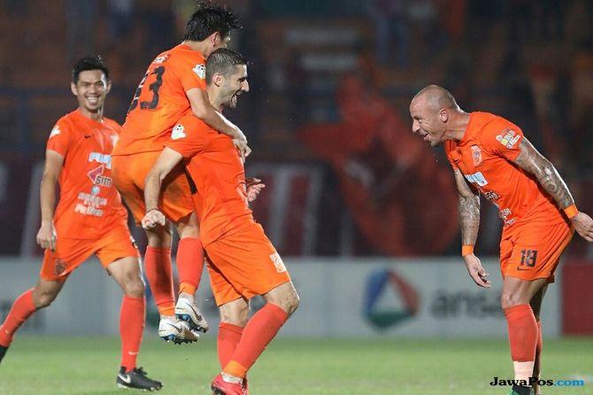 Liga 1 2018, Borneo FC