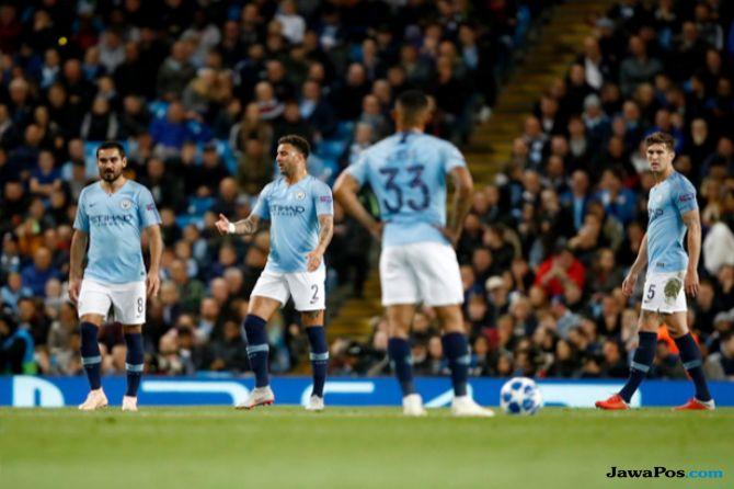 Liga Inggris, Manchester City