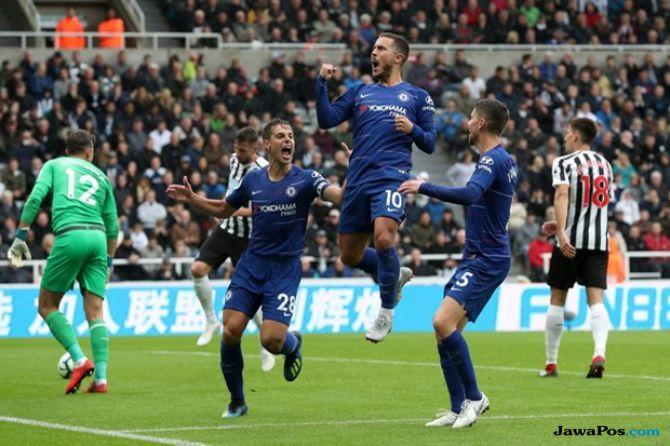 Premier League 2018-2019, Liga Inggris, Chelsea, Newcastle United, Prediksi Chelsea vs Newcastle United