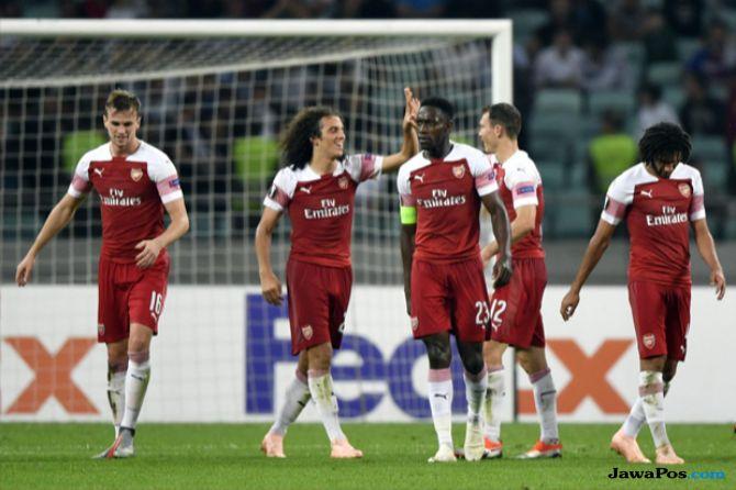 Premier League 2018-2019, Liga Inggris, Arsenal, Fulham