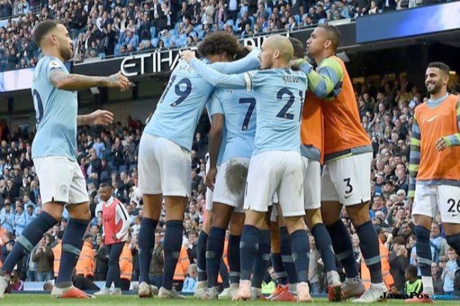 Liga champions 2018-2019, Manchester City, Hoffenheim