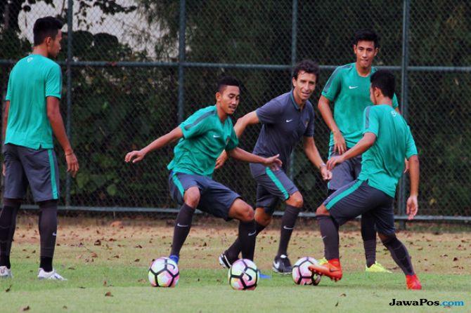 Timnas Indonesia U-23, Timnas U-23, Luis Milla