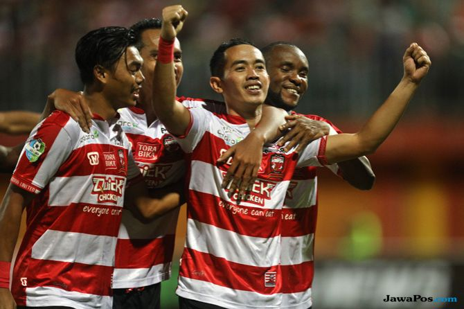 Madura United, Persija Jakarta, Liga 1 2018