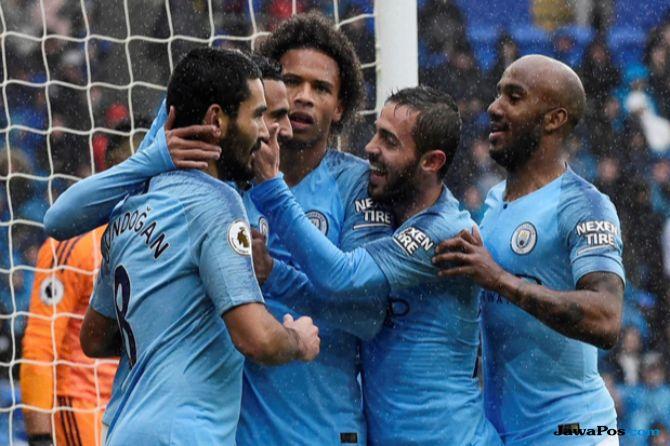 Premier League 2018-2019, Liga Inggris, Manchester City, Brighton & Hove Albion