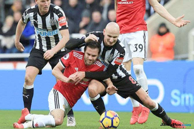 Premier League 2018-2019, Liga Inggris, Maanchester United, Newcastle United