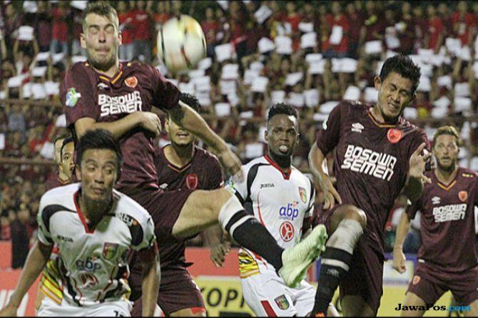 Liga 1 2018, PSM Makassar, Mitra Kukar