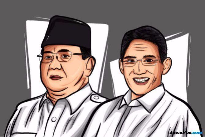 Prediksi OSO: Dapat No.1 Atau No.2, Prabowo Bakal Tetap Kalah