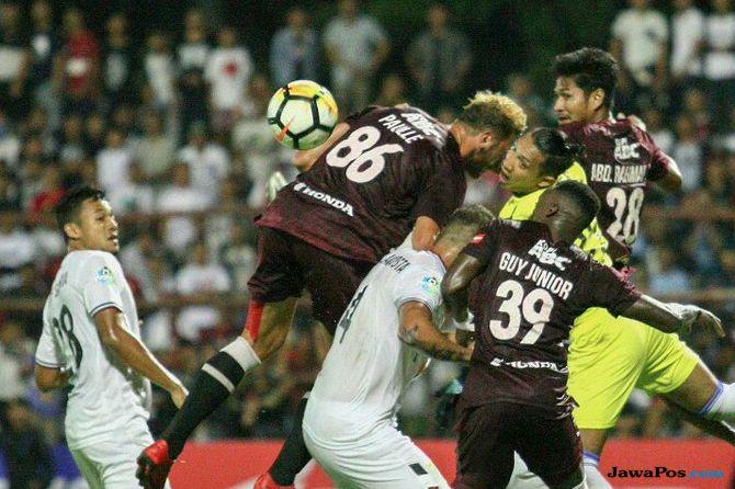 Liga 1 2018, Persela Lamongan, PSM Makassar
