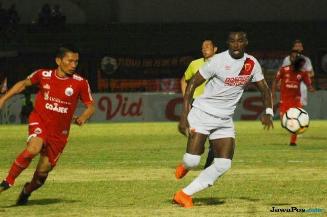 Liga 1 2018, Persija Jakarta, PSM Makassar