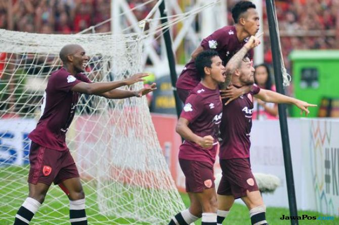 Liga 1 2018, PSM Makassar, PSMS Medan, PSM vs PSMS
