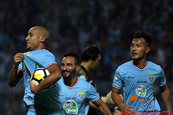PSMS Medan, Persela Lamongan, Liga 1 2018
