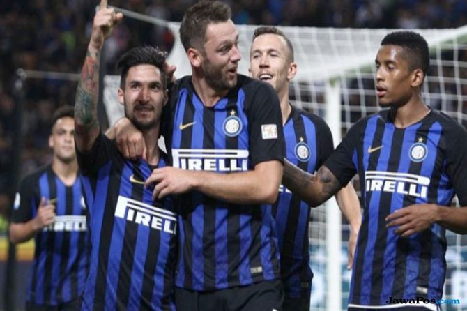 Liga Champions 2018-2019, PSV Eindhoven, Inter Milan