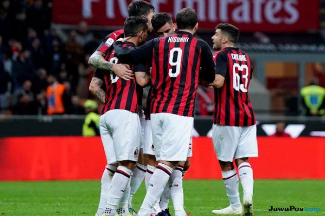 Coppa Italia 2018-2019, Sampdoria, AC Milan, Prediksi Sampdoria vs AC Milan