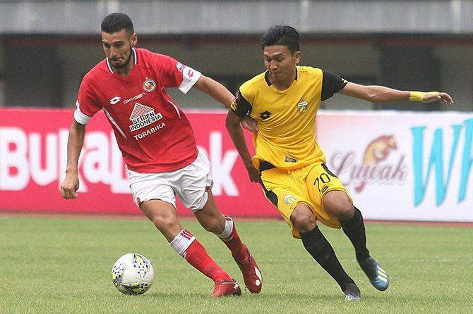 TIRA Prediksi Semen Padang vs Bali United: Di Bawah Ancaman Tanduk