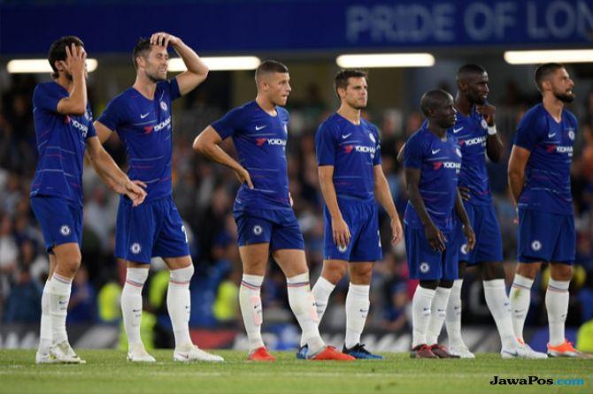 Premier League 2018-2019, Liga Inggris, Chelsea, Southampton