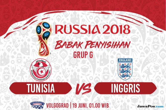 tunisia vs inggris