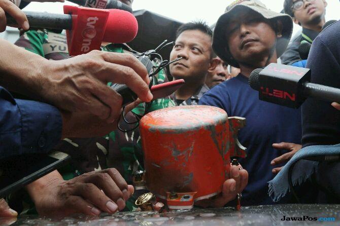 Presiden Berharap Penyebab Jatuhnya Lion Air JT 610 Terang-Benderang