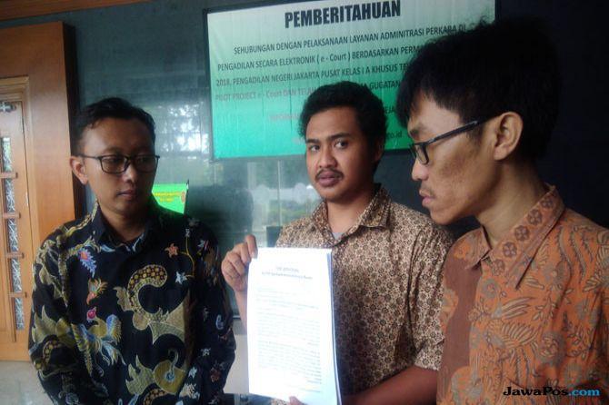 Tim Advokasi KUHP Berbahasa Indonesia Resmi