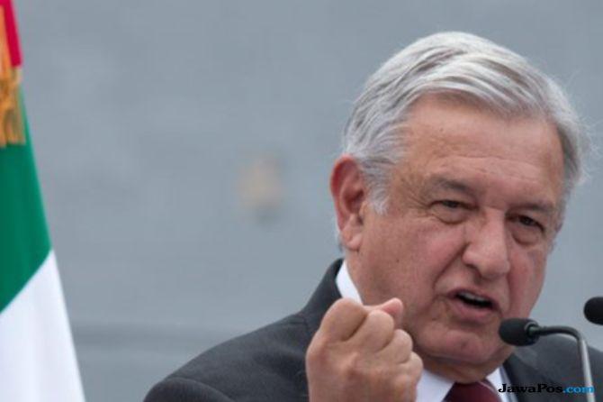 Presiden Meksiko Terpilih Bersumpah akan Terus Keras Kepala