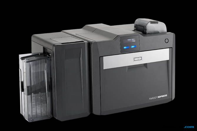 Printer HID Fargo, HID Fargo HDP6600, printer HID keunggulan