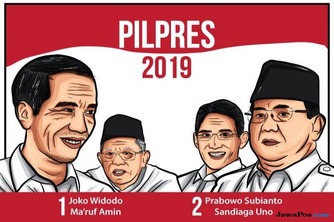 Program Petahana Lebih Dikenal Masyarakat Dibandingkan Prabowo-Sandi