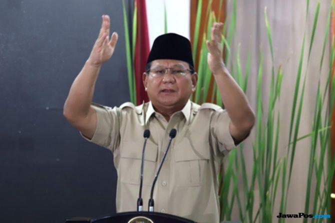 PSI: Pak Prabowo Bisa Baca Tanda Zaman, Kalau Hampir Pasti Kalah