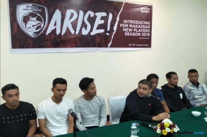 Bursa transfer pemain, Liga 1 2019, PSM Makassar