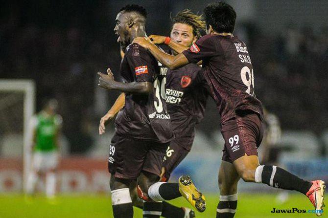 PSM Makassar, Persipura Jayapura, Liga 1 2018