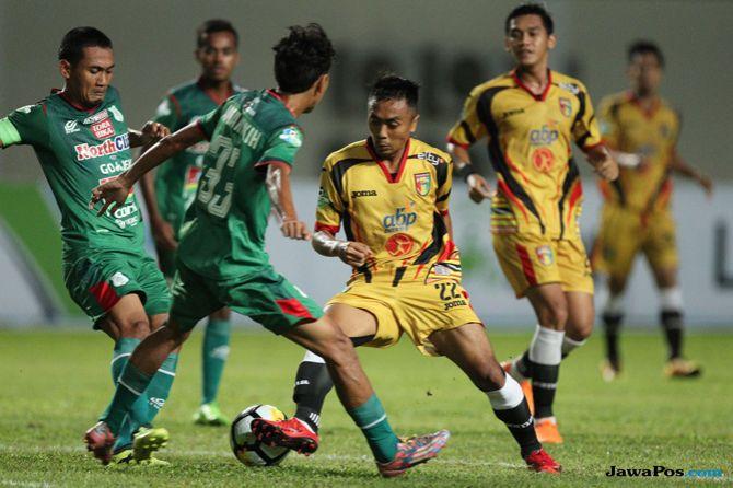 PSMS Medan, Liga 1 2018, Persipura Jayapura