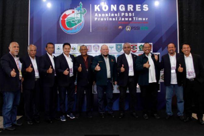 PSSI Jawa Timur Tutup Pendaftaran Anggota Baru