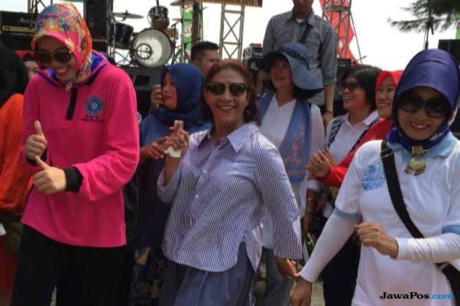 'Pujian' Fahri Hamzah Buat Menteri Susi yang Lulus SMA