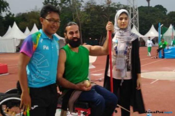 Asian Para Games 2018, INAPGOC, Kemenpora, Indonesia, Mahmoud Zohud, Palestina