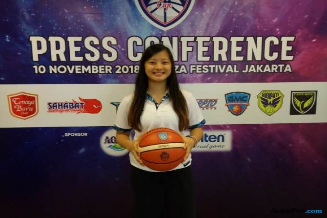 Srikandi Cup 2018/2019, basket, Sahabat Semarang, Dewi Putri Sungging, Indonesia