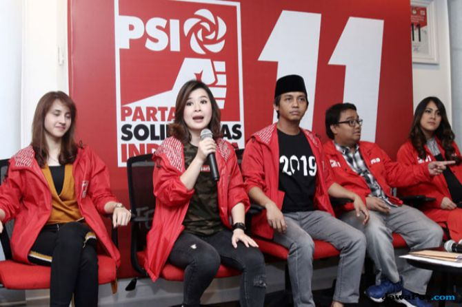 Punya Kader 'fresh' Jadi Sebab PSI Tak Ada Caleg Eks Koruptor