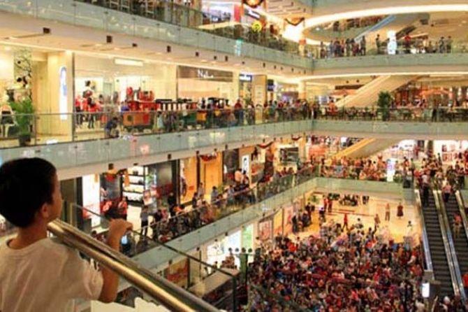 Pusat Perbelanjaan Didorong Sediakan Alokasi Pedagang UMKM