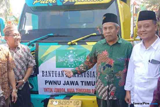 Bantuan Gempa Lombok
