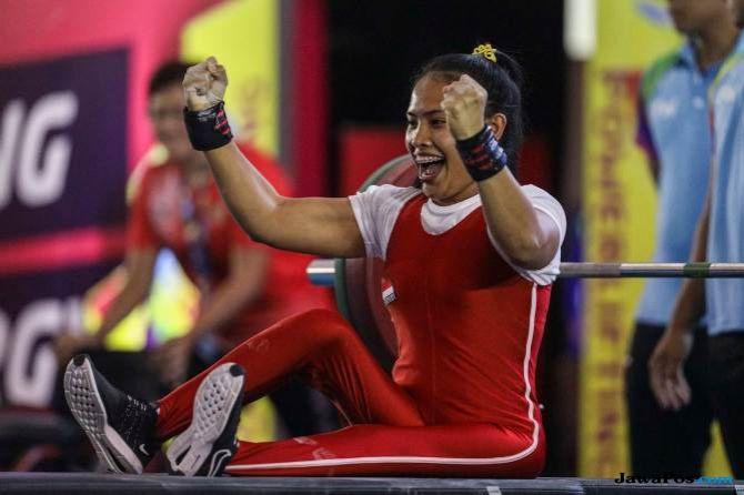 Asian Para Games 2018, angkat berat, Indonesia, Ni Nengah Widiasih