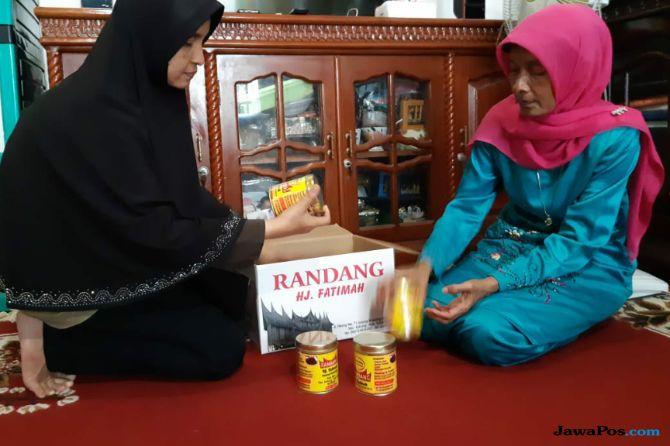 """Randang Hj Fatimah, Jelajah """"Lidah"""" Nusantara dengan Jasa Ekspedisi"""