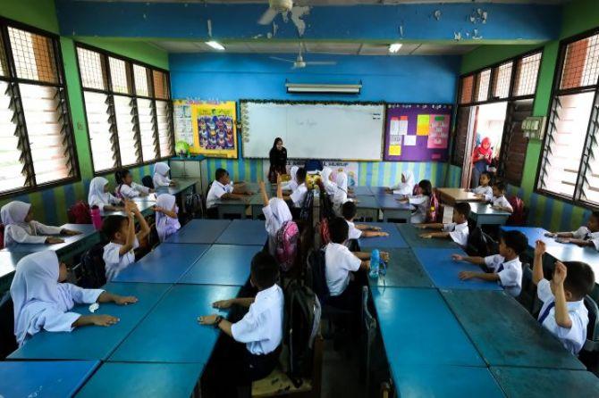 sekolah malaysia, malaysia, racun,