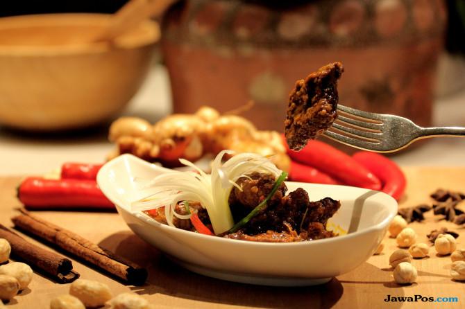 Resep Daging Rendang yang Menggoda di Hari Fitri