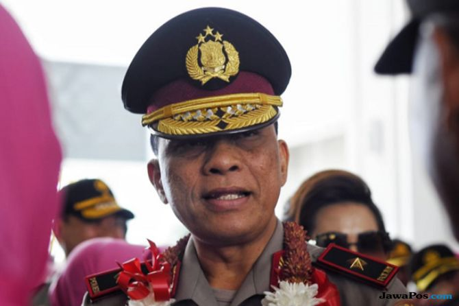 Resmi, Kapolda Riau Naik Pangkat Jadi Jenderal Bintang Dua