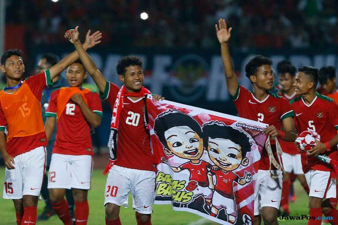 Timnas U-16 Indonesia, Timnas U-16 Malaysia, Syed Saddiq Syed Abdul Rahman, Piala AFF u-16 2018,
