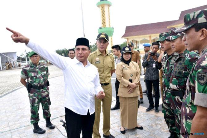 Ribuan Polisi Kawal MTQ Nasional yang Akan Dibuka Presiden Jokowi