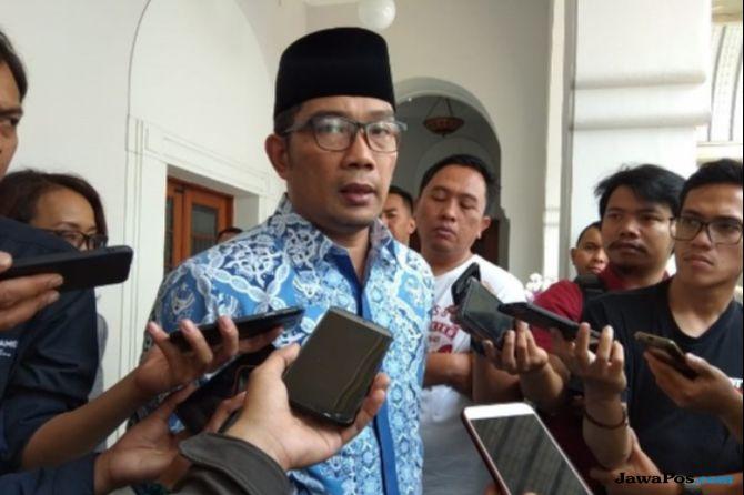 Ridwan Kamil Akui Kekeringan Akibat Kemarau Merata di Jabar