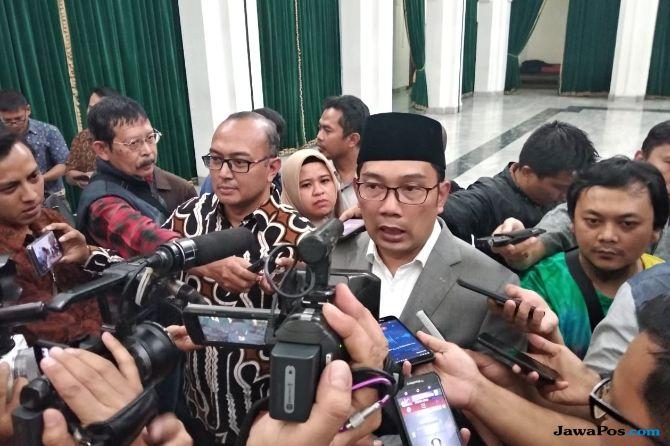 Ridwan Kamil: Jangan Baper! Politik Itu Kaya Persib Bandung