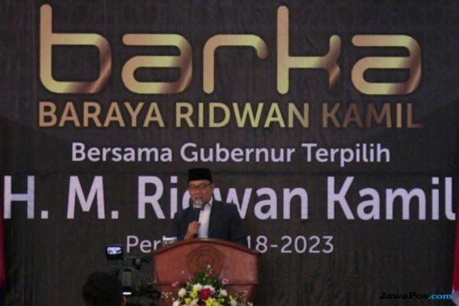 Ridwan Kamil: Pascapilkada Jabar Tidak Seperti Pilpres dan Pilkada DKI